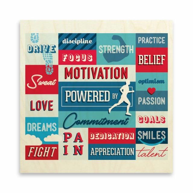 Sports Motivation (colour)