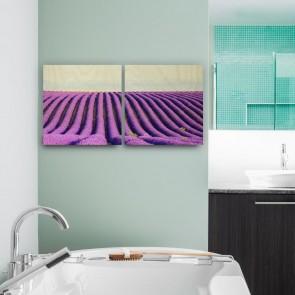 28cm x 28cm Two Panel