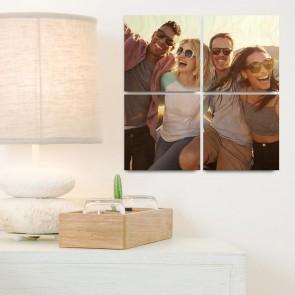 15cm x 15cm Four Panel