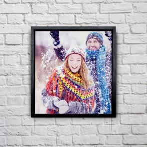 Framed 20x20cm