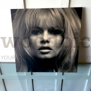 "20"" x 20"" Brigitte Bardot"