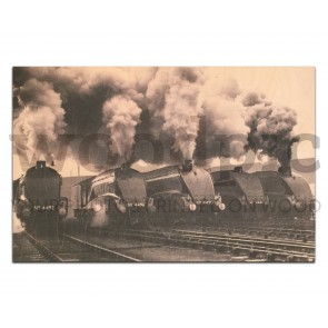 23 x 15 Classic Steam Trains