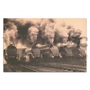 23 x 15 Classic Steam Trains