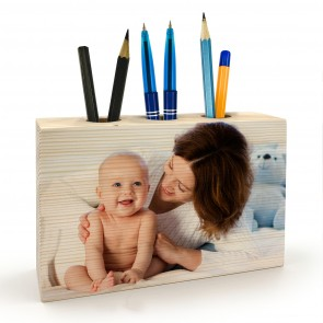 15cm x 9.5cm Block Pen Holder